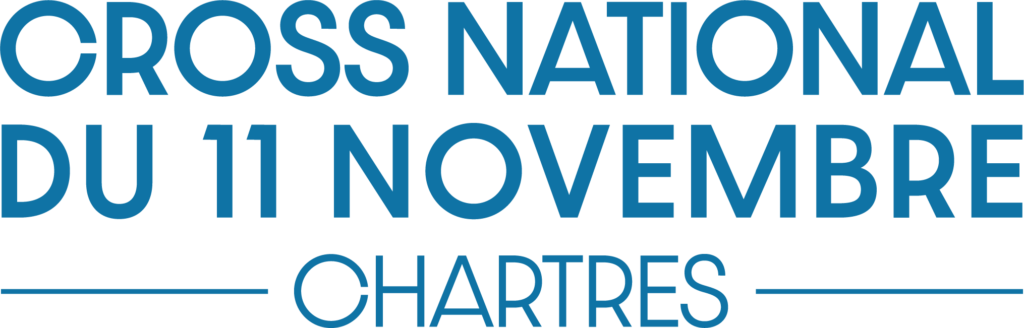 Logo du Cross national du 11 novembre à Chartres